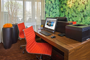 Conference Area - Courtyard by Marriott Hotel Secaucus