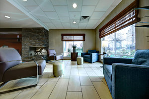 Lobby - Fairfield Inn & Suites by Marriott New Cumberland