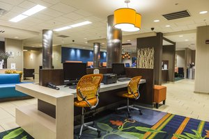 Conference Area - Fairfield Inn & Suites by Marriott New Cumberland