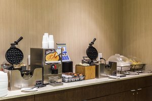 Restaurant - Fairfield Inn & Suites by Marriott New Cumberland