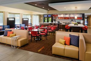 Lobby - Courtyard by Marriott Hotel Huntsville