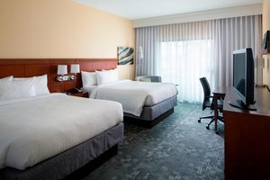 Room - Courtyard by Marriott Hotel Huntsville