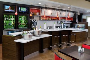 Restaurant - Courtyard by Marriott Hotel Huntsville