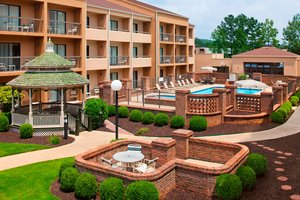 Recreation - Courtyard by Marriott Hotel Huntsville