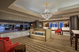 Lobby - Crowne Plaza Hotel San Pedro