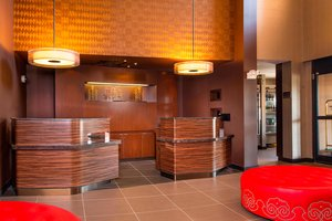 Lobby - Courtyard by Marriott Hotel Dulles