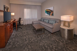 Suite - Courtyard by Marriott Hotel Dulles