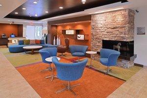 Lobby - Fairfield Inn & Suites by Marriott Mt Laurel