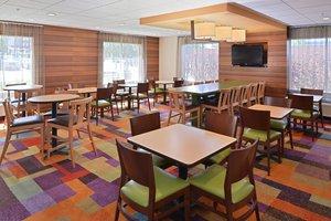 Restaurant - Fairfield Inn & Suites by Marriott Mt Laurel