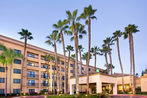 Exterior view - Courtyard by Marriott Hotel Laguna Hills