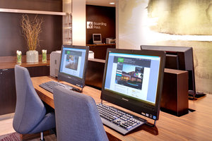 Conference Area - Courtyard by Marriott Hotel Downtown St Louis