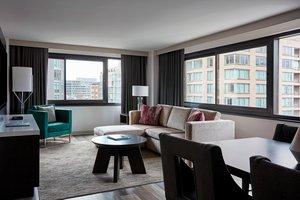 Suite - Marriott Hotel Washington DC