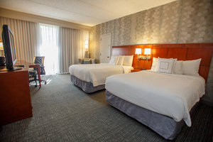 Room - Courtyard by Marriott Hotel Northlake Tucker