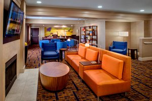 Lobby - Courtyard by Marriott Hotel Danvers