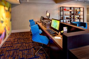 Conference Area - Courtyard by Marriott Hotel Danvers