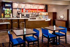 Restaurant - Courtyard by Marriott Hotel Danvers