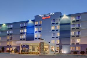 Exterior view - Fairfield Inn by Marriott Tewksbury