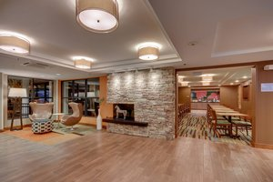 Lobby - Fairfield Inn by Marriott Tewksbury