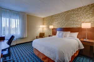 Room - Fairfield Inn by Marriott Tewksbury