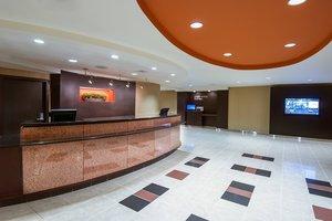 Lobby - Courtyard by Marriott Hotel Marlborough