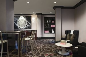 Bar - Courtyard by Marriott Hotel Tremont Boston