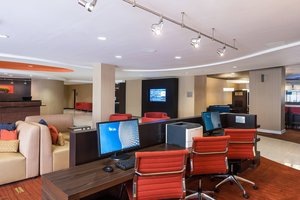 Conference Area - Courtyard by Marriott Hotel Marlborough