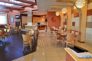 Restaurant - Courtyard by Marriott Hotel Aguadilla