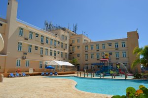 Recreation - Courtyard by Marriott Hotel Aguadilla