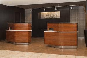 Lobby - Courtyard by Marriott Hotel Bellevue