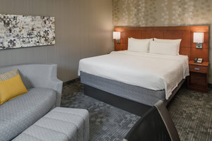 Room - Courtyard by Marriott Hotel Bellevue