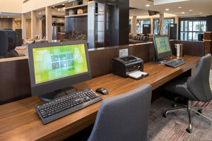 Conference Area - Courtyard by Marriott Hotel Bellevue