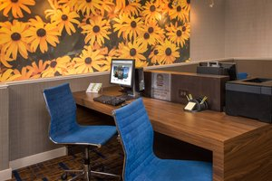 Conference Area - Courtyard by Marriott Hotel Annapolis