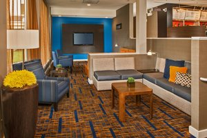 Lobby - Courtyard by Marriott Hotel Annapolis