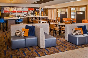 Restaurant - Courtyard by Marriott Hotel Annapolis