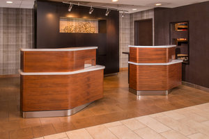 Lobby - Courtyard by Marriott Hotel Columbia