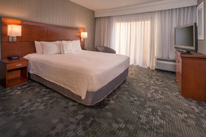 Suite - Courtyard by Marriott Hotel Columbia
