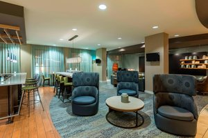 Lobby - Courtyard by Marriott Hotel Downtown Chattanooga