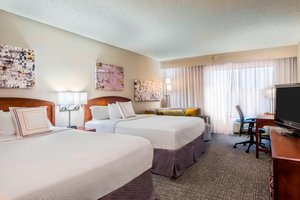 Room - Courtyard by Marriott Hotel Downtown Chattanooga