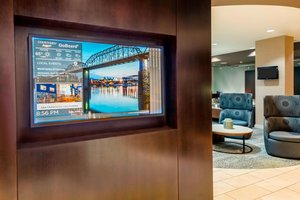 Other - Courtyard by Marriott Hotel Downtown Chattanooga
