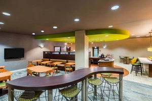 Restaurant - Courtyard by Marriott Hotel Downtown Chattanooga
