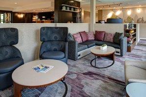 Lobby - Courtyard by Marriott Hotel Oakbrook Terrace