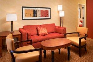 Suite - Courtyard by Marriott Hotel Oakbrook Terrace