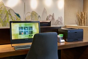 Conference Area - Courtyard by Marriott Hotel Oakbrook Terrace
