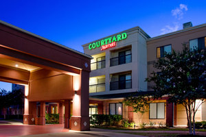 Exterior view - Courtyard by Marriott Hotel College Station