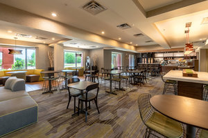 Lobby - Courtyard by Marriott Hotel College Station