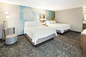 Suite - Courtyard by Marriott Hotel College Station