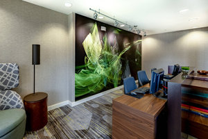 Conference Area - Courtyard by Marriott Hotel College Station
