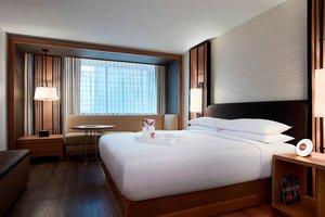 Room - Marriott City Center Hotel Charlotte