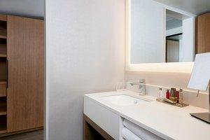 Suite - Marriott City Center Hotel Charlotte