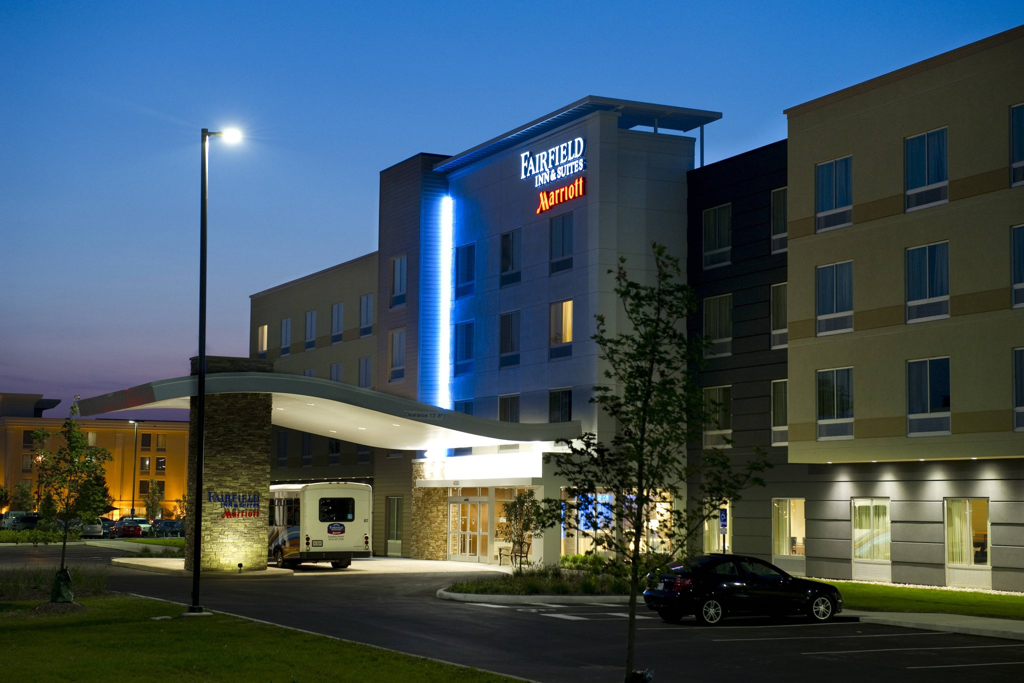 Fairfield Inn and Suites by Marrriott Columbus Airport